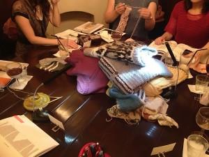 編み人部活