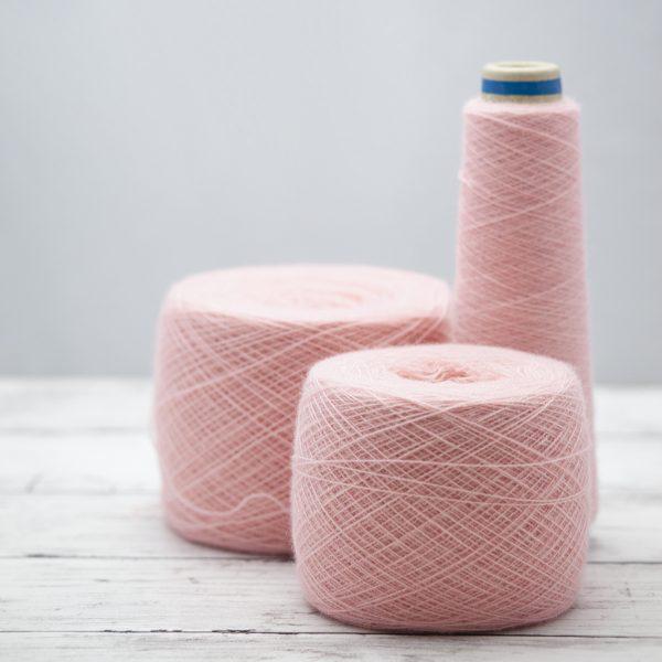 Airy Alpaca-Pink